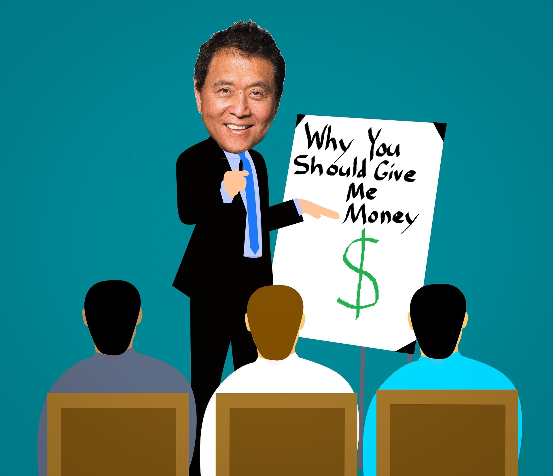 Robert Kiyosaki Rich Dad Workshop